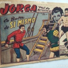 Tebeos: JORGA- EN BUSCA DE SI MISMO- NUM. 15. Lote 219572725
