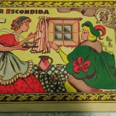 Tebeos: COMIC FLOR ESCONDIDA COLECCION ARDILLITA EXCLUSIVAS RICART. Lote 221355855
