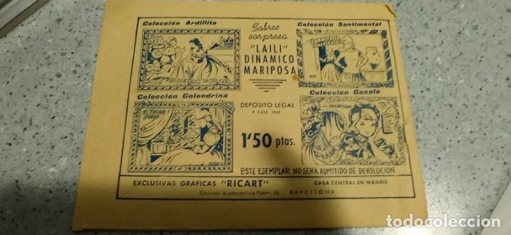 Tebeos: COMIC EL PESCADOR DE PERLAS REVISTA PARA NIÑAS COLECCION ARDILLITA EXCLUSIVAS RICART - Foto 2 - 221356382