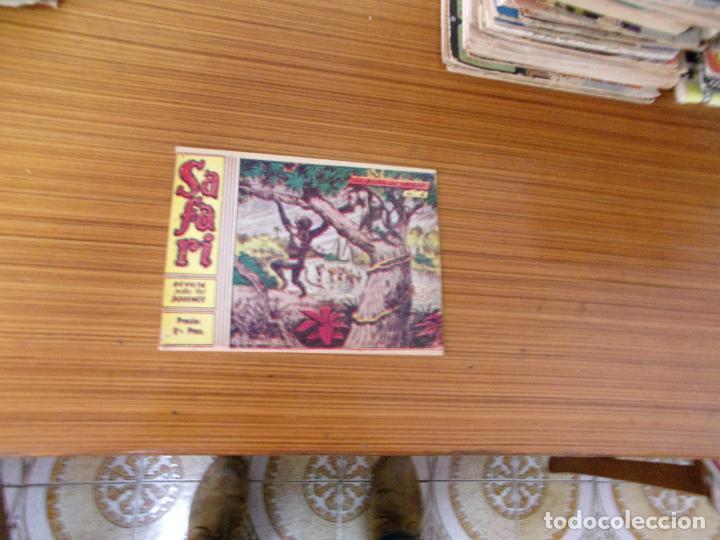 SAFARI Nº 4 EDITA RICART (Tebeos y Comics - Ricart - Safari)