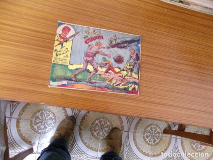 PLATILLOS VOLANTES Nº 17 EDITA RICART (Tebeos y Comics - Ricart - Otros)