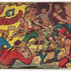 Tebeos: LOTE - EL CORSARIO AUDAZ ¡12 NÚMEROS! 1955 -1956 *** EDITORIAL RICART *** LEER DESCRIPCIÓN. Lote 222012832