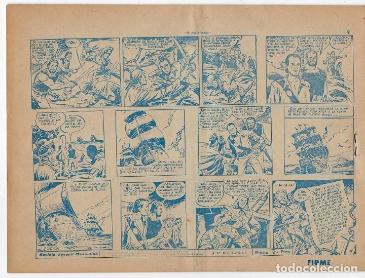 Tebeos: LOTE - EL CORSARIO AUDAZ ¡12 NÚMEROS! 1955 -1956 *** EDITORIAL RICART *** LEER DESCRIPCIÓN - Foto 4 - 222012832