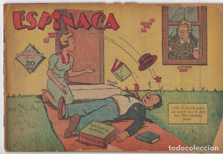Tebeos: LOTE - EL CORSARIO AUDAZ ¡12 NÚMEROS! 1955 -1956 *** EDITORIAL RICART *** LEER DESCRIPCIÓN - Foto 25 - 222012832