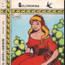 Tebeos: GOLONDRINA Nº 189: LAS TRES LEÑADORAS. Lote 222049458