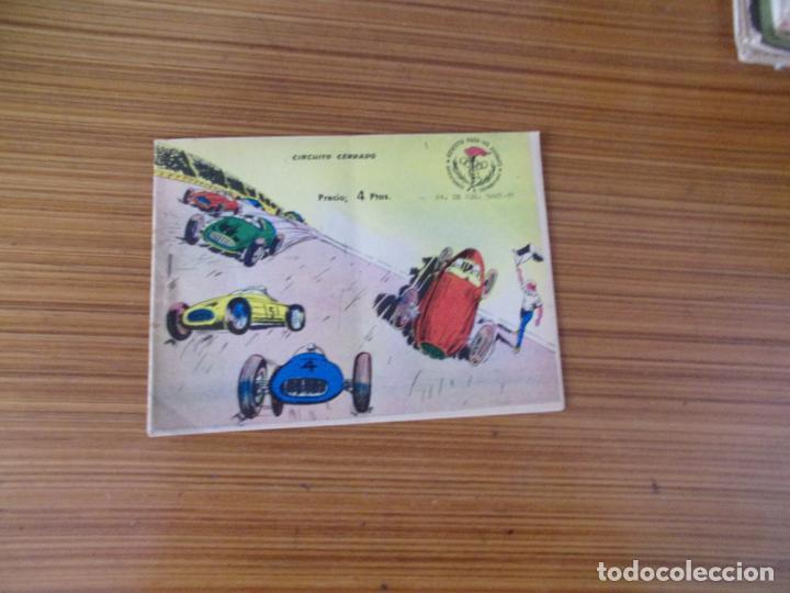 AVENTURAS DEPORTIVAS Nº CIRCUITO CERRADO 4 PTS EDITA RICART (Tebeos y Comics - Ricart - Aventuras Deportivas)