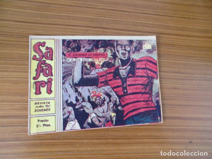 SAFARI Nº 5 EDITA RICART (Tebeos y Comics - Ricart - Safari)