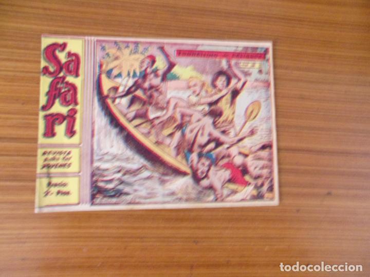 SAFARI Nº 2 EDITA RICART (Tebeos y Comics - Ricart - Safari)