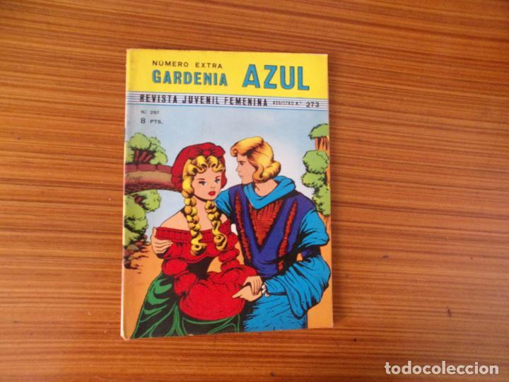 GARDENIA AZUL Nº 297 EDITA RICART (Tebeos y Comics - Ricart - Otros)