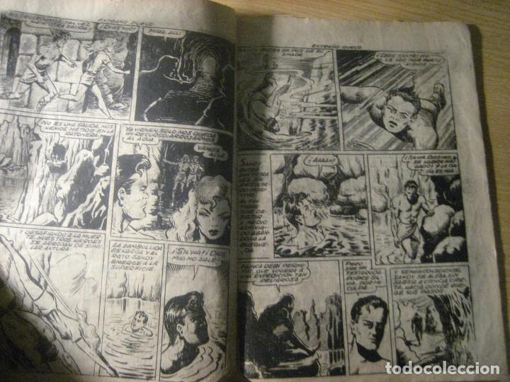 Tebeos: comic album safari . tomo VII un mundo ignorado .extraño duelo. triste victoria ed ricart defectos - Foto 5 - 223099746