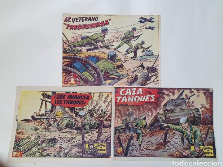 EPISODIOS DE COREA. RICART. AÑOS 60. TEBEO ORIGINAL. (Tebeos y Comics - Ricart - Otros)