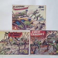 Tebeos: EPISODIOS DE COREA. RICART. AÑOS 60. TEBEO ORIGINAL.. Lote 225748080