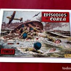 Tebeos: EPISODIOS DE COREA TOMO XIII -EXCELENTE ESTADO. Lote 225776270