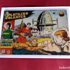 Tebeos: PLATILLOS VOLANTES Nº 14 GRAFICAS RICART -EN BUEN ESTADO. Lote 226617700