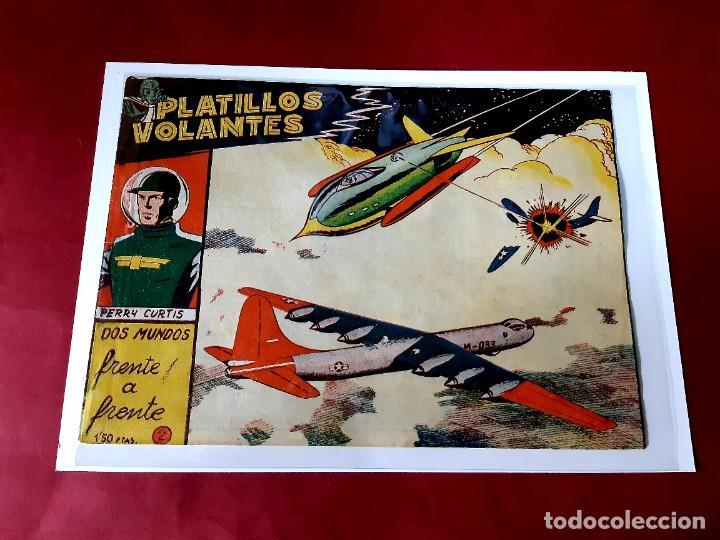 PLATILLOS VOLANTES Nº 2 RICART 1955-ORIGINAL -EXCELENTE ESTADO-UNICO EN T.C (Tebeos y Comics - Ricart - Otros)