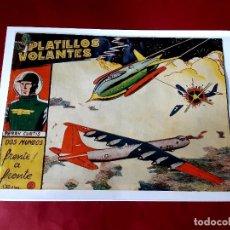 Tebeos: PLATILLOS VOLANTES Nº 2 RICART 1955-ORIGINAL -EXCELENTE ESTADO-UNICO EN T.C. Lote 227236775