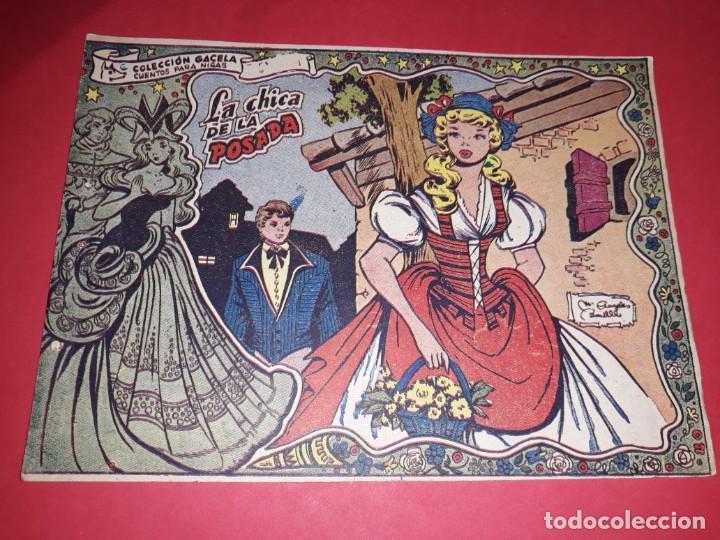 COLECCIÓN GACELA Nº 84 RICART (Tebeos y Comics - Ricart - Gacela)
