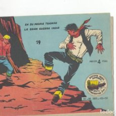 Tebeos: WINCHESTER JIM 19. RICART, 1963. Lote 230997900