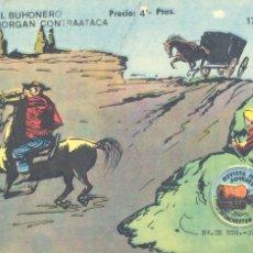 Tebeos: WINCHESTER JIM 17 (DOBLE). RICART, 1963 (CONTIENE LOS NÚMEROS 33 Y 34 PRIMERA EDICIÓN). Lote 230998505