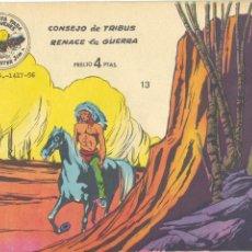 Tebeos: WINCHESTER JIM 13 (DOBLE). RICART, 1963 (CONTIENE LOS NÚMEROS 25 Y 26 PRIMERA EDICIÓN). Lote 230999005