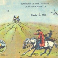 Tebeos: WINCHESTER JIM 18 (DOBLE). RICART, 1963 (CONTIENE LOS NÚMEROS 35 Y 36 PRIMERA EDICIÓN). Lote 231000885