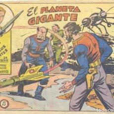Tebeos: PLATILLOS VOLANTES Nº12. SEGUNDA SERIE. EDITORIAL RICART, 1963. Lote 231241680