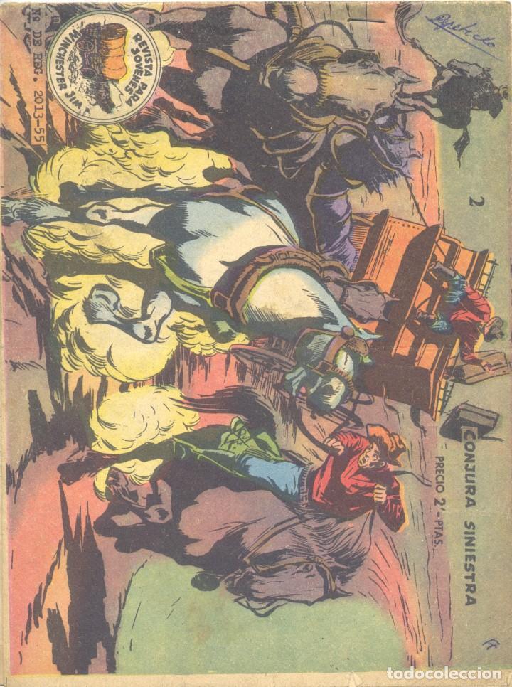WINCHESTER JIM 2. RICART. DIBUJOS DE JULIO BOSH (Tebeos y Comics - Ricart - Otros)