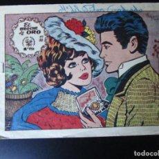 Tebeos: MAGNOLIA (1959, RICART) 88 · 2-I-1961 · EL BROCHE DE ORO. Lote 232343645