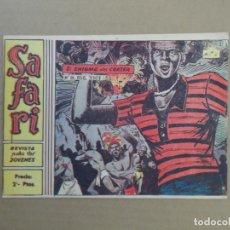 Tebeos: SAFARI Nº 5 EDITORIAL RICART. Lote 232861307
