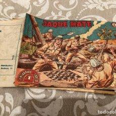 Tebeos: EPISODIOS DE COREA Nº 4 - JAQUE MATE - RICART 1955. Lote 235798590