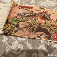 Tebeos: EPISODIOS DE COREA Nº 12 UN SOLDADO EXCEPCIONAL - RICART 1955. Lote 235803490