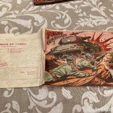 Tebeos: EPISODIOS DE COREA Nº 13 FELIZ CUMPLEAÑOS - RICART 1955. Lote 235804455