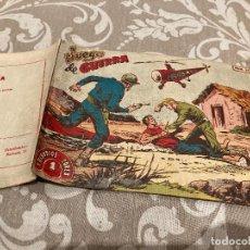 Tebeos: EPISODIOS DE COREA Nº 21 JUEGO DE GUERRA - RICART 1955. Lote 235808435