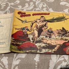 Tebeos: EPISODIOS DE COREA Nº 22 CON AGUA COMENZO - RICART 1955. Lote 235809400