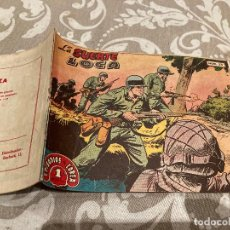 Tebeos: EPISODIOS DE COREA Nº 23 LA SUERTE LOCA - RICART 1955. Lote 235809955