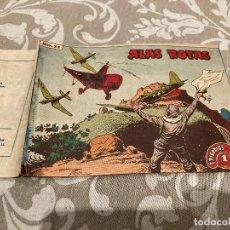 Tebeos: EPISODIOS DE COREA Nº 24 ALAS ROTAS - RICART 1955. Lote 235810435