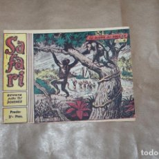 Tebeos: SAFARI Nº 4, EDITORIAL RICART. Lote 236551965
