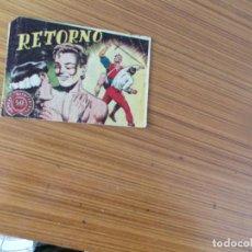 BDs: HOMBRES AVENTUREROS Nº 80 EDITA RICART. Lote 237036085