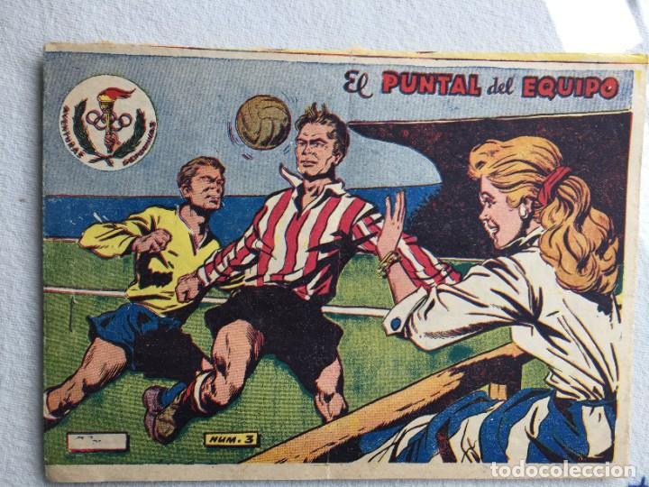 AVENTURAS DEPORTIVAS Nº 3 (Tebeos y Comics - Ricart - Aventuras Deportivas)