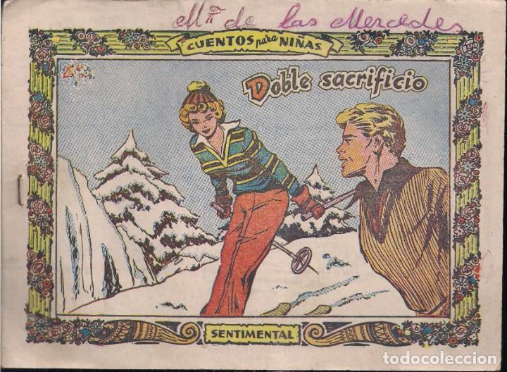 SENTIMENTAL Nº 167: DOBLE SACRIFICIO (Tebeos y Comics - Ricart - Sentimental)