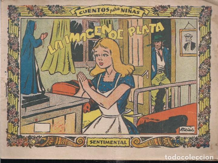 SENTIMENTAL Nº 10: LA IMAGEN DE PLATA (Tebeos y Comics - Ricart - Sentimental)