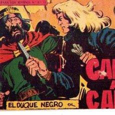 Tebeos: EL DUQUE NEGRO (MAGA) Nº 4. Lote 238476195