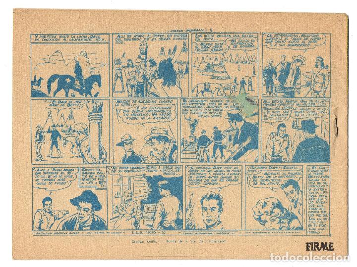 Tebeos: WINCHESTER JIM nº 4 (Ricart 1963) - Foto 2 - 243328150