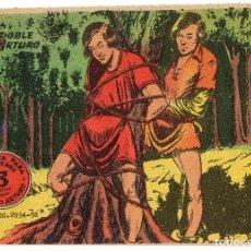 Tebeos: FLECHA Y ARTURO Nº 7 (RICART 1966). Lote 243334470