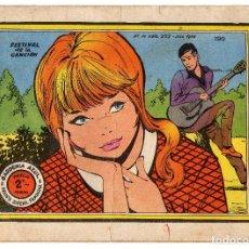 Tebeos: GARDENIA AZUL Nº 190 (RICART 1968). Lote 243343570