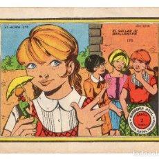 Tebeos: GARDENIA AZUL Nº 175 (RICART 1968). Lote 243343750