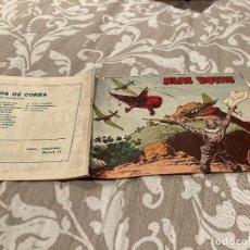 Giornalini: EPISODIOS DE COREA Nº 24 ALAS ROTAS - RICART 1955. Lote 246838910