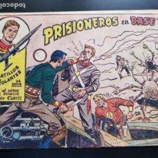 Giornalini: TEBEO / CÓMIC PLATILLOS VOLANTES N⁰ 3 RICART 1963 MUY BIEN. Lote 246846765