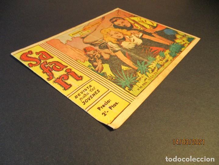 Tebeos: SAFARI (1965, RICART) 10 · 7-IV-1965 · PERIPECIAS DE DRINGO - Foto 2 - 247785370