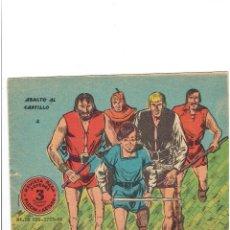 Tebeos: * FLECHA Y ARTURO * Nº 4 * ORIGINAL DE 3 PTAS * ED. RICART 1966 *. Lote 251434305